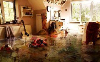 Затопили соседи сверху: что делать, куда обращаться, как оценить ущерб