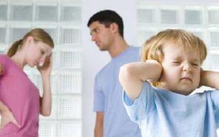 Определение места жительства ребенка (детей) при разводе: в судебном порядке, без суда, образец иска
