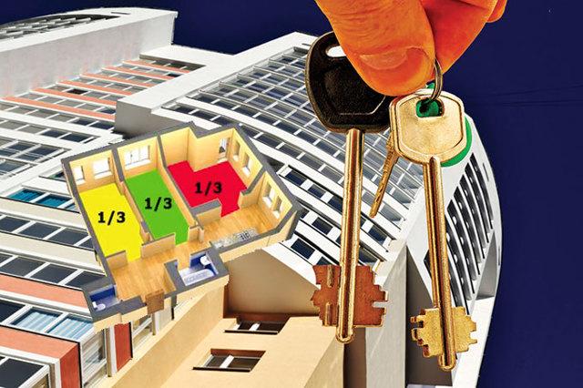 Разделение лицевого счета в приватизированной квартире: по долям, без согласия, через суд