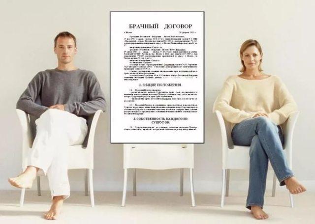 Какие документы нужны для составления брачного договора у нотариуса?