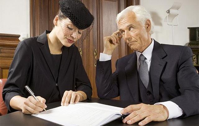 Наследство после смерти мужа без завещания: долевые части жены и детей, как вступить, оформление, документы