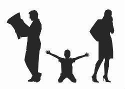 Как подать на развод, если есть ребенок, несовершеннолетние дети?