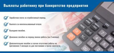 Выплата зарплаты при банкротстве предприятия: как получить, сроки